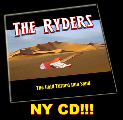 THE RYDERS new CD 2004
